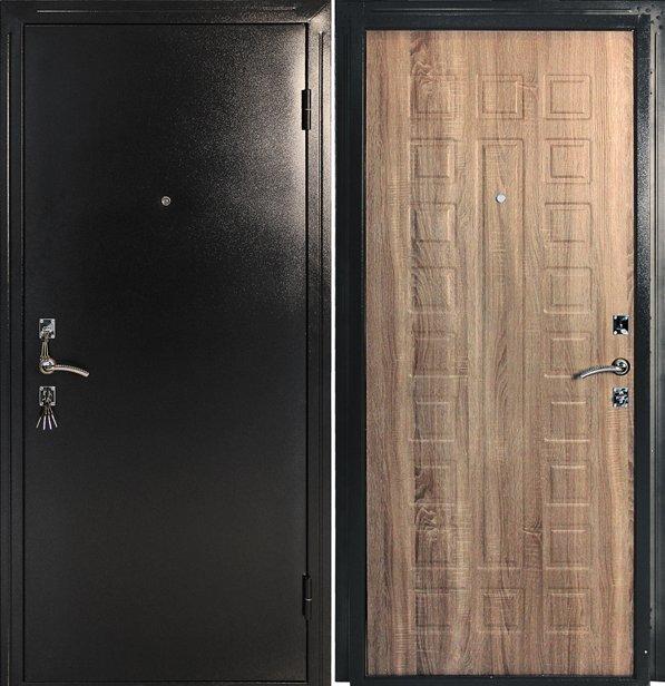 входные двери оптим