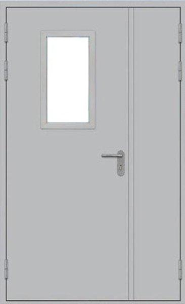 двери противопожарные металлические толщина 60 мм